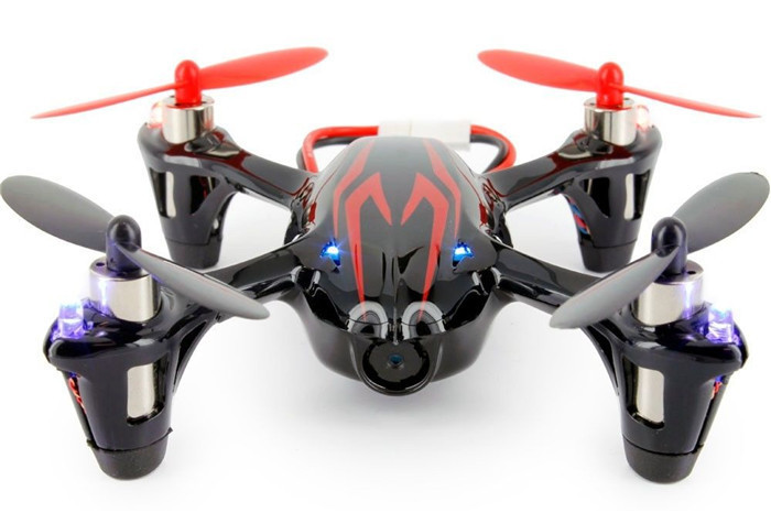Hubsan X4 H107C 2.4G 4Channel RC drones 6 Axis Gyro drone with 0.3Mp Camera quadrocopter with camera RC helicopter camera drone(China (Mainland))