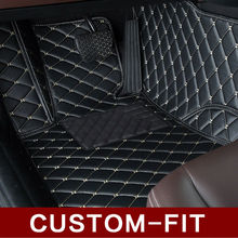 Buy Custom make car floor mats Mercedes Benz E class W211 W212 S211 S212 200 220 250 280 300 320 350 car-styling rus liners for $108.80 in AliExpress store