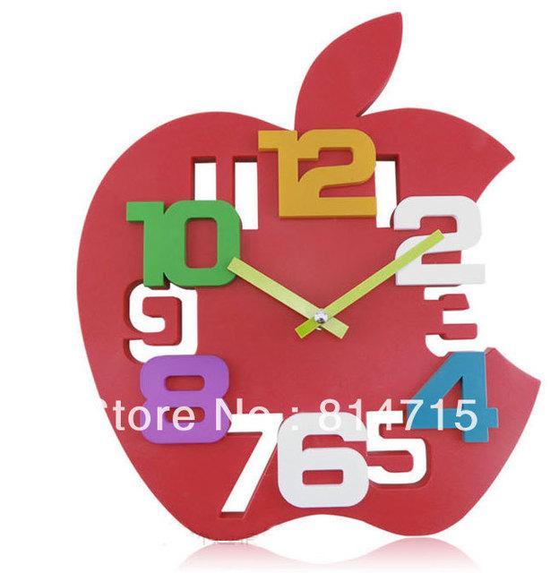 Fashion Wall Clock Decoration Gift Promotion