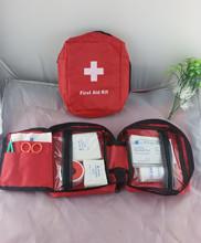 12 in 1 medical emergency bag Emergency Kits 17*13*5cm(China (Mainland))