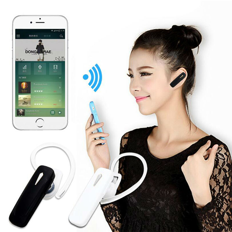 Mini Stereo Wireless Music Bluetooth Earphone Earpiece Headset Handfree V4.0 est reo in-ear For iPhone Xiaomi Sumsung SmartPhone