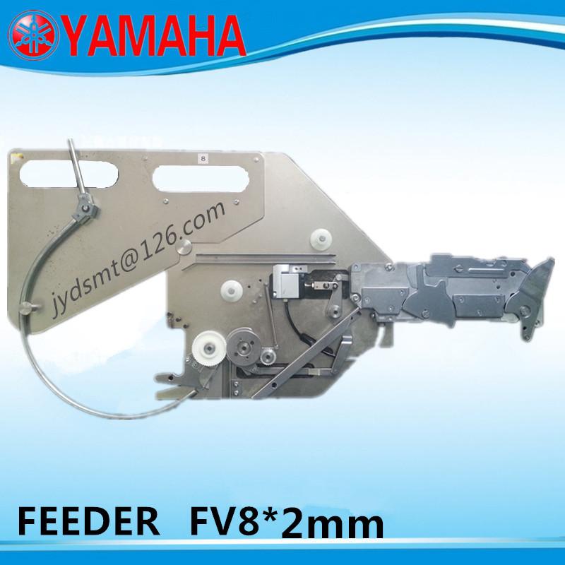 YAMAHA FEEDER FV8x2mm FOR YV100 YV100II YV100X... - CHINA SMT store