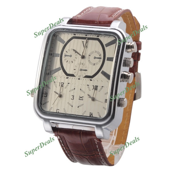 Quartz watch V6 V6 watch ручной пылесос handstick dyson v6 cord free extra sv03 350вт желтый