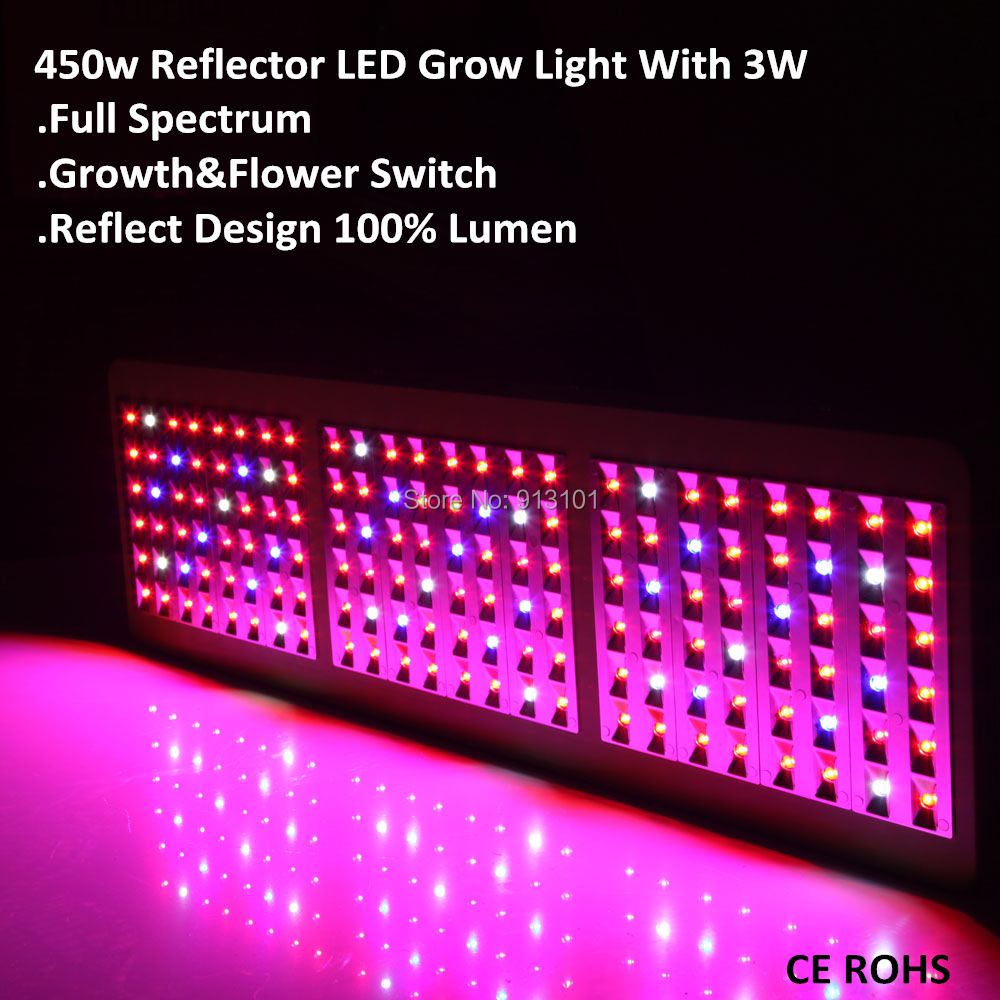 720w LED Induction Lamp Grow Reflector With LED 5w LED Lights For Growing Plants For Hydroponics Equipment Greenhouses(China (Mainland))