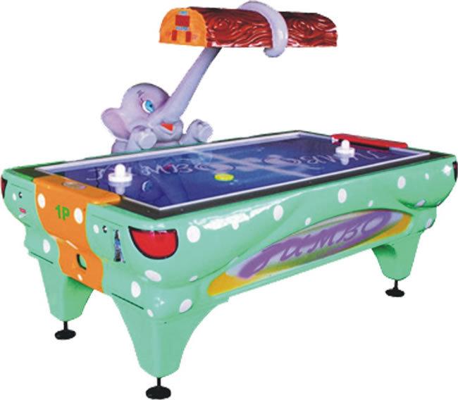 Air Hockey Elephant Game Machine,Sport Game Machine, Coin Operated Arcade Machine(China (Mainland))