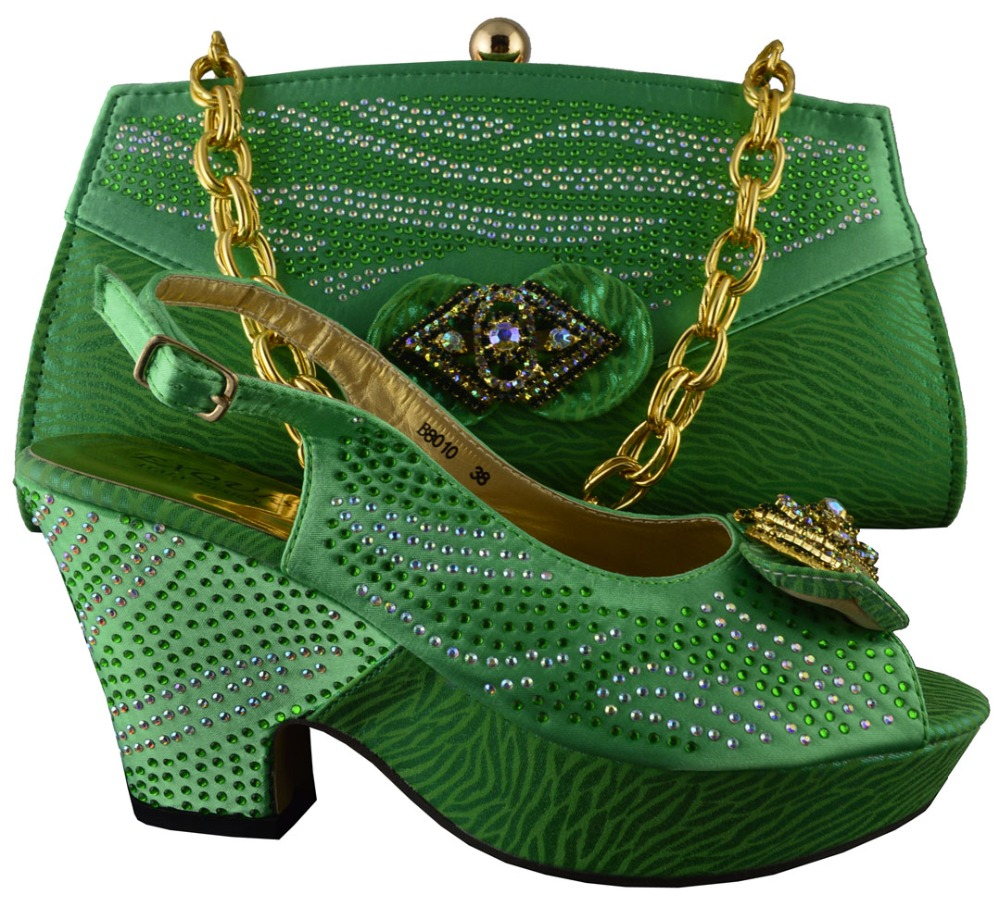 high quality italian shoes and bags to match prom