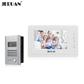 JERUAN 7 inch video door phone intercom system doorbell doorphone speaker intercom Embedded outdoor free shipping