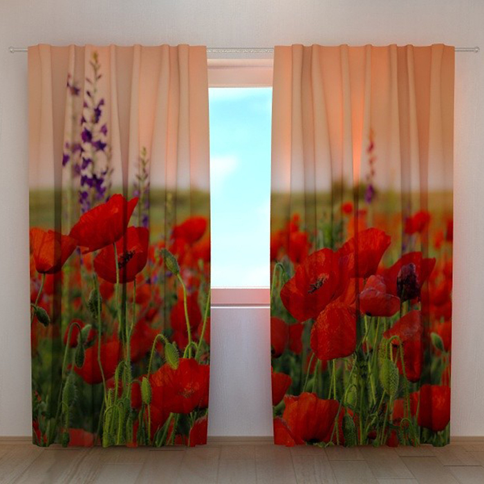 Buy Beautiful Flowers Print Home Decor 3d