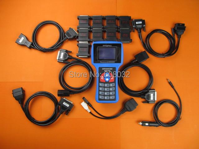 2014 New Universal Car Key Programmer AD100 Key Programmer Top Quality & Best Service DHL Free(China (Mainland))