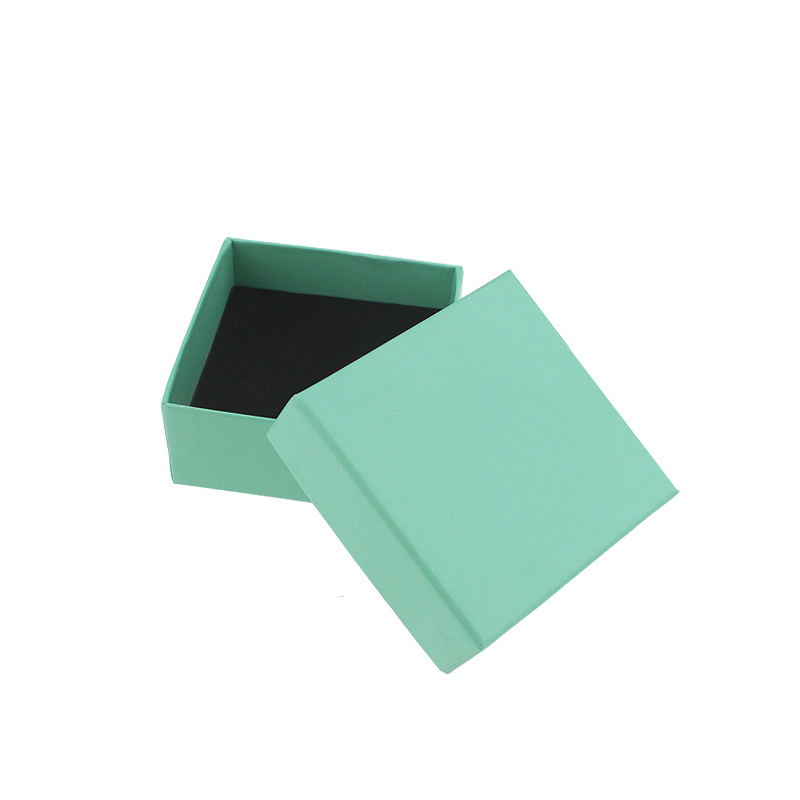 7pieces/lot high quality best gift packaging jewellery box for necklace and ring with size 7.3*7.3*3.5cm(China (Mainland))