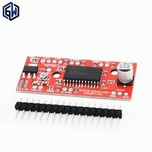 Buy TENSTAR ROBOT A3967 EasyDriver Stepper Motor Driver V44 arduino development board 3D Printer A3967 module for $1.33 in AliExpress store