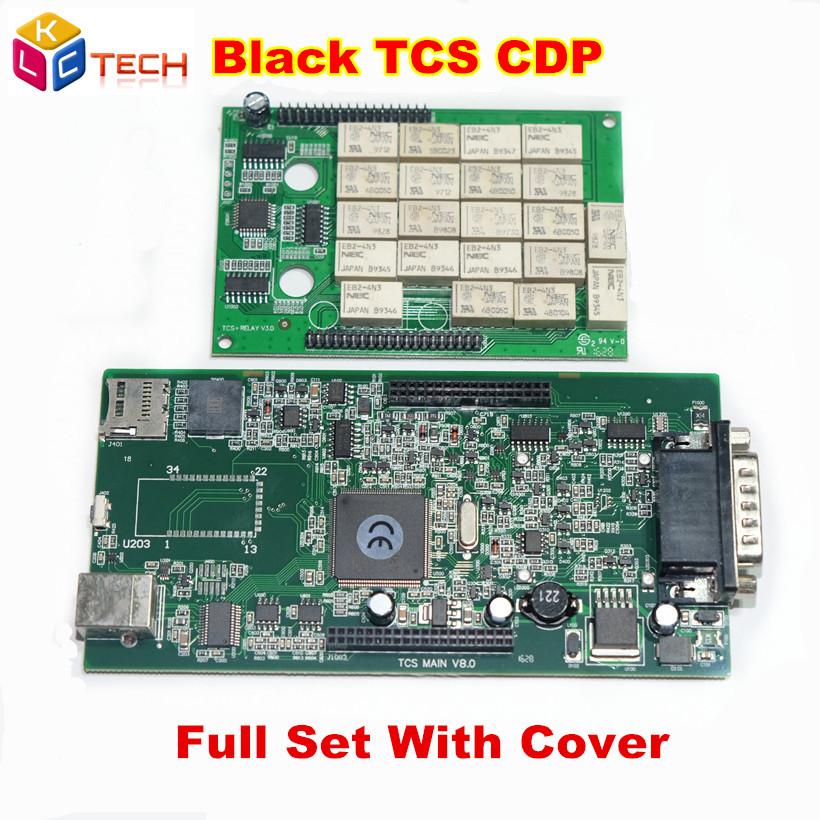 2016 OBD2 Auto Diagnostic Scan Tool TCS CDP Pro 2014.R2 Keygen 2015R1Software New Black PRO PLUS Cars/Trucks - Sunshine Technology Co.,Ltd... store