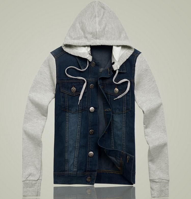 Denim Jacket men hooded sportswear Outdoors Casual fashion Jeans Jackets Hoodies Cowboy Mens Jacket and Coat Plus Size 4XL 5XL (12)