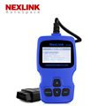 Free Shipping Nexlink NL100 OBD2 Diagnostic Tool For Engine Analyzer ECU Code Reader Better Than elm327