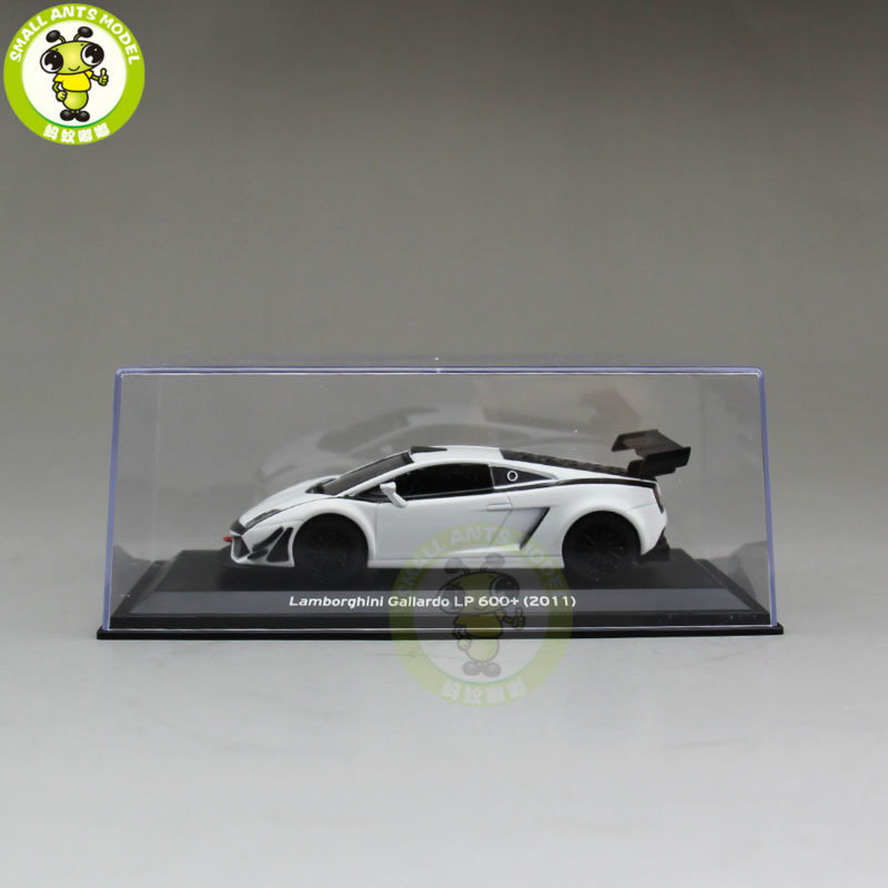 1/43 Gallardo LP 600 2011 LEO Model Diecast Model Racing Car(China (Mainland))