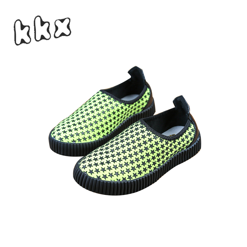 2016 Spring Slip On Children Shoes Breathable Shoes Sneakers Lightweight Girls Boys Sport Running Shoes Casual Walking Sneakers<br><br>Aliexpress