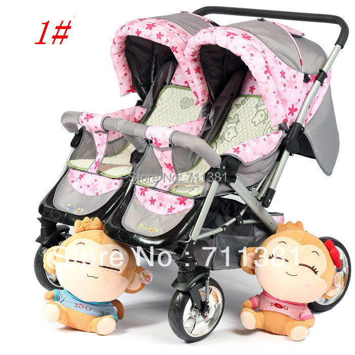 high quality travel system twins baby stroller with the excellcent design baby prams for twin. Black Bedroom Furniture Sets. Home Design Ideas