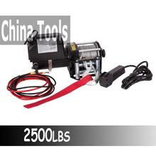 2500lbs electric winch/ 2500lbs winch 4x4/ UTV/ATV winch 4x4(China (Mainland))