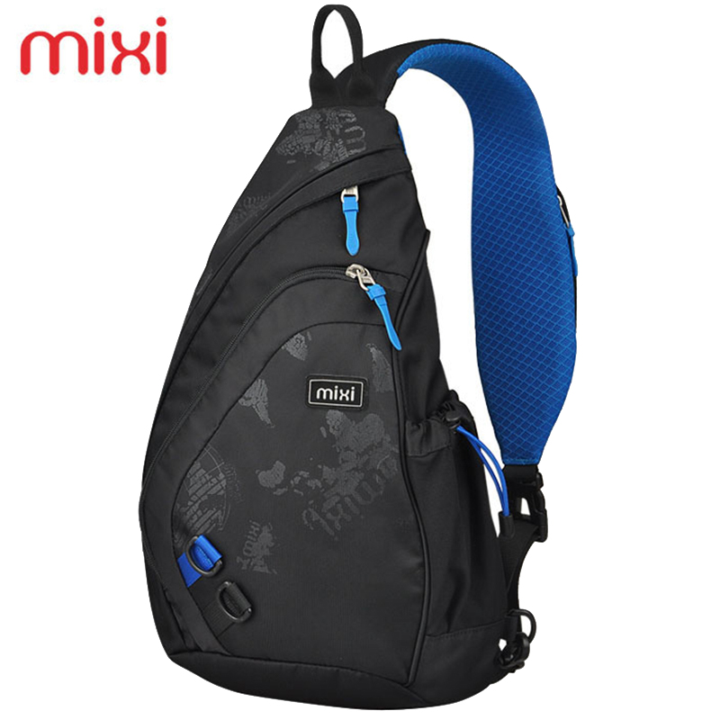 Mixi 2016 Bicycle Backpack Bike rucksacks Packsack Road Cycling Chest Bag Knapsack Riding Running Sport Backpack Ride Pack 8L 9L(China (Mainland))