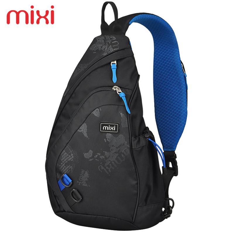 Mixi 2016 Bicycle Backpack Bike rucksacks Packsack Road Cycling Chest Bag Knapsack Riding Running Sport Backpack Ride Pack 8L 9L(China (Mainland))
