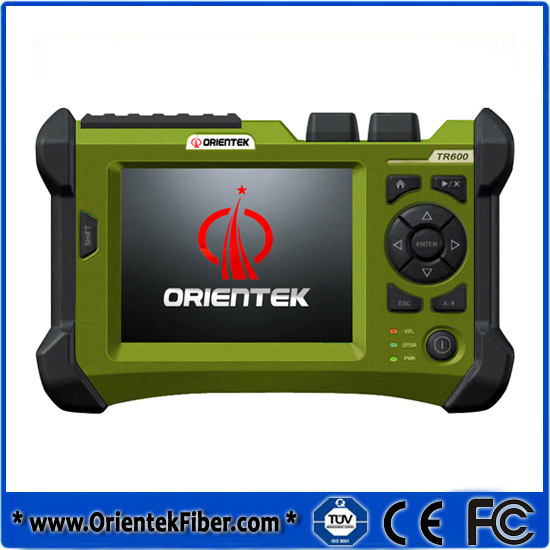Orientek TR600 SM OTDR SM Fiber Tester OTDR 1310/1550nm(China (Mainland))