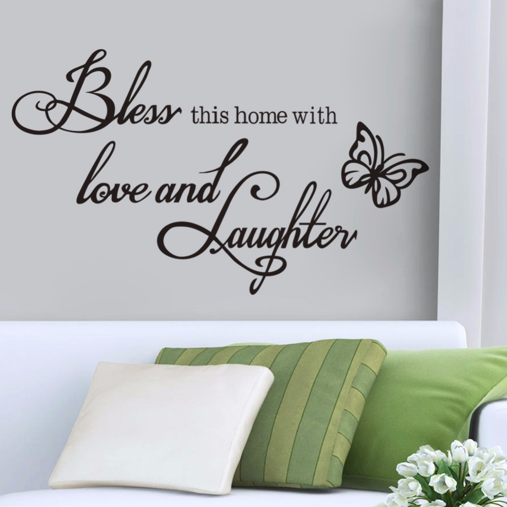 Buy bless this home with love and for Bedroom 5 letter words