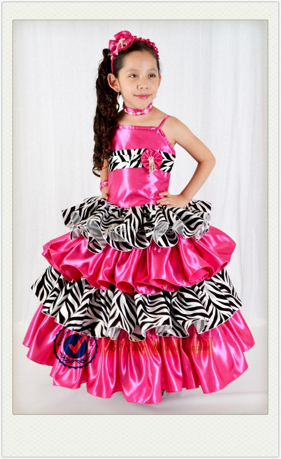 Zebra Print Party Dresses - Ocodea.com