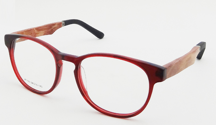 Latest Glasses Frame Designs : 2014 fashion eyeglasses mens glasses wood frames New ...