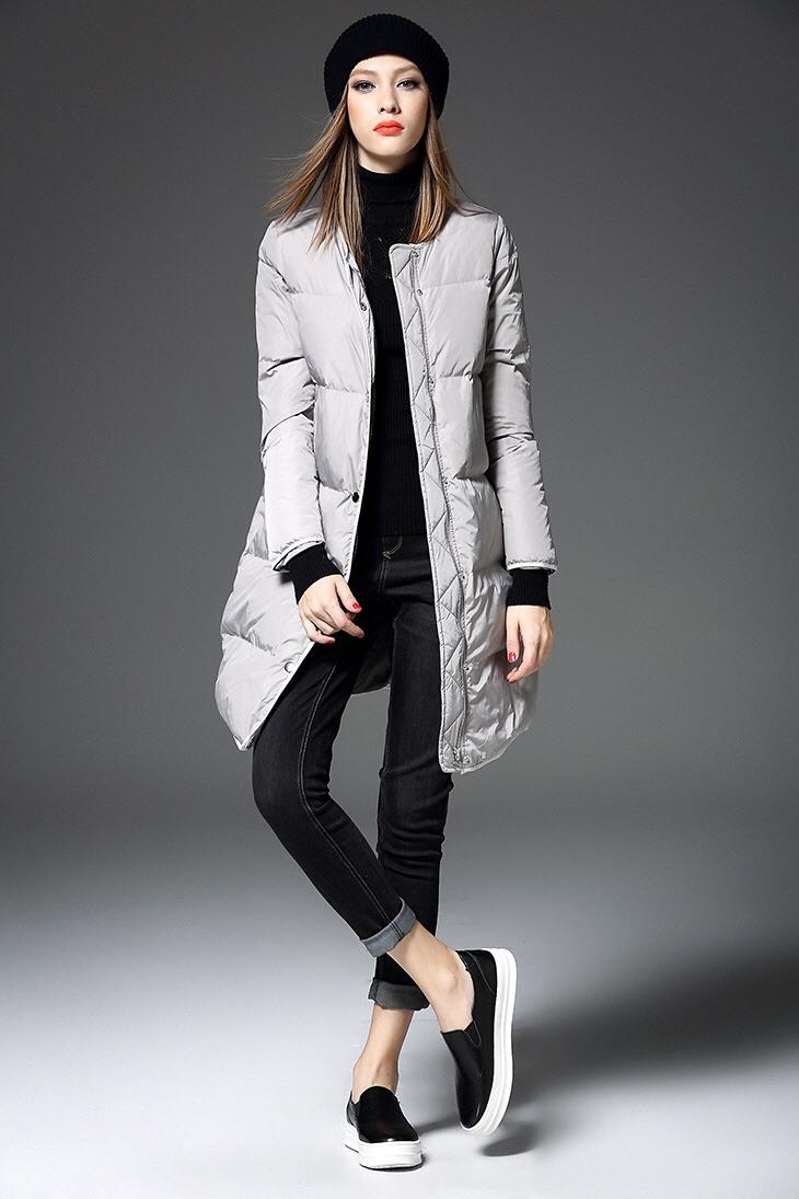 2015 fashion Winter Women 100% high quality real fur coat vest rabbit fur coat for girl Fox fur collar for ladies free shipping