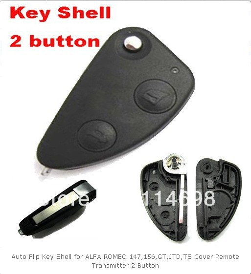Alfa romeo 156 key replacement