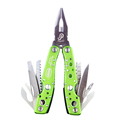 Jakemy Portable Pocket Outdoor Tools Survival Multi Knife Folding Combination Camping Tools Opener Screwdriver Pliers Grater