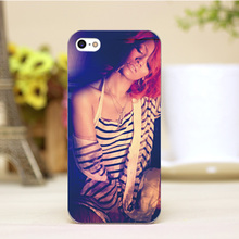 pz0006-3-7-9 Rihanna Design Customized cellphone cases For iphone 4 5 5c 5s 6 6plus Shell Hard Lucency Skin Shell Case Cover