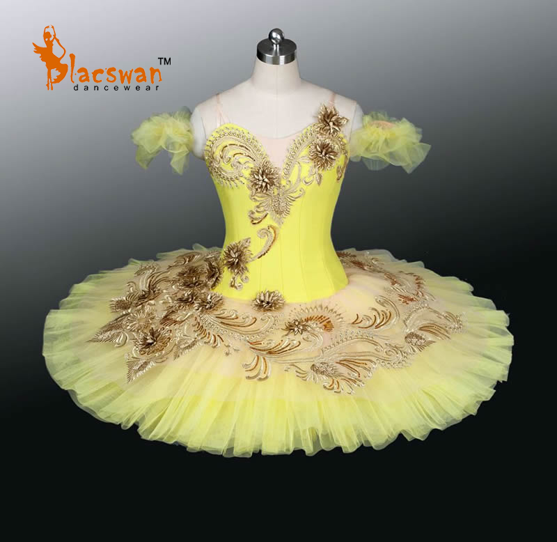 Don Quixote Bridesmaids Tutu Ballet Professional BT806 Classic Girls Classical Performance - Guangzhou Blacswan Dance & Activewear Co., Ltd. store