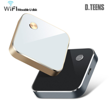 32GB Wireless USB Flash Drives WIFI Pendrive For iPhone / Android / PC Smart Pen Drive Memory Usb disk Free Shipping