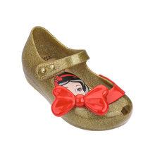 Mini Melissa Ultragirl + Kar Prenses 2019 Yeni Yaz Erkek kızlar için yarı saydam plastik ayakkabılar Kız kaymaz Sandalet Çocuklar Plaj Sandal Yürümeye Başlayan(China)