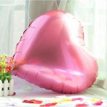 globos 4pcs lot Diamond Ring balloon Foil Balloons Valentine s Day baloon Party Decoration Birthday Wedding