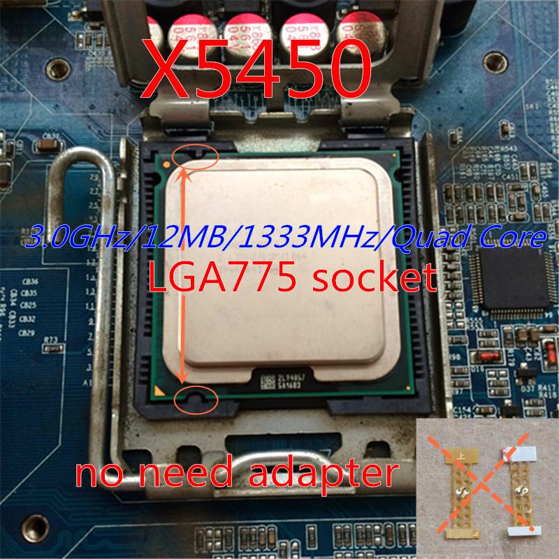 working 775 socket x5450 CPU 3.0GHz /LGA771/L2 Cache 12MB/Quad-Core/FSB 1333MHz/45nm/ server Processor Close to Core 2 q9550 cpu<br><br>Aliexpress