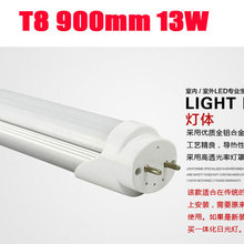 HO SALET!!! Led Tube T8 900mm 2ft,13W,1100LM,120* 3014SMD, led with light, High quantity, 3 years Warranty,CE ROHS(China (Mainland))