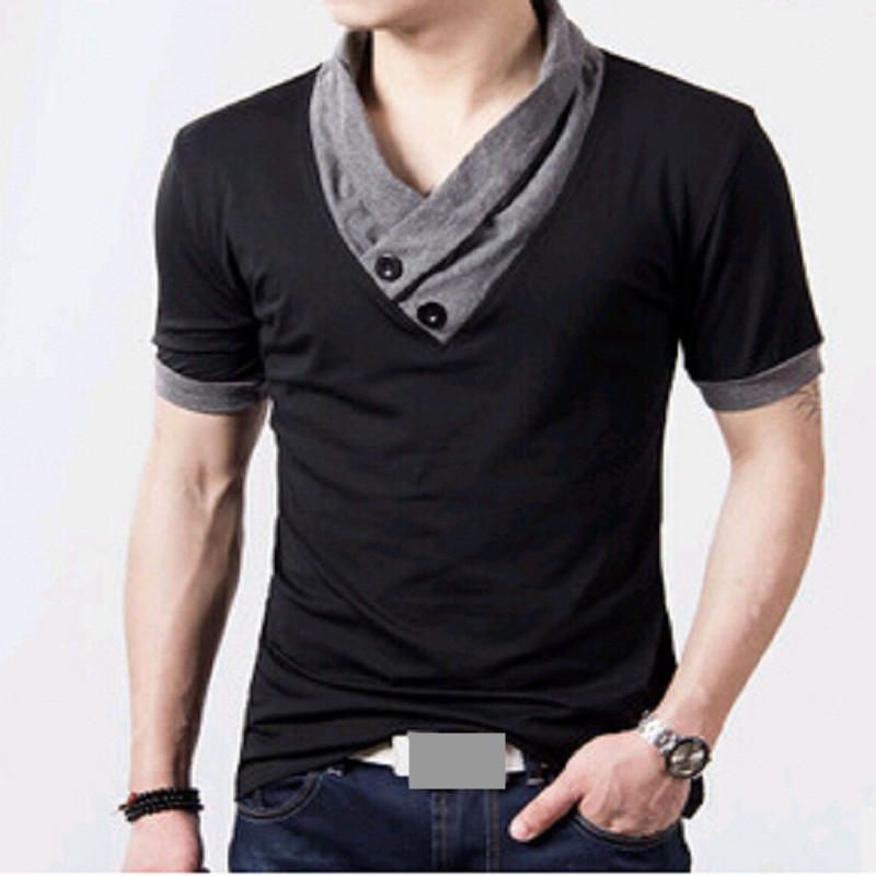Buy 2015 T Shirts Men V Neck T Shirt