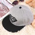 2 Colors New Fashion Mens Snapback Adjustable Baseball Cap Hip Hop Style Diamond Pattern Hat 100