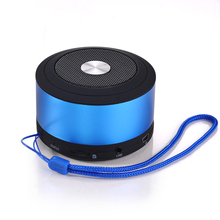 My vision mini bluetooth speaker voice coil subwoofer N8s with FM function and support flash card free shipping