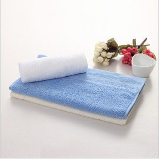 Free shipping!wholesale 36*78cm120g 5pcs/lot 100% cotton hotels washcloth/ soft  face towel /face cloths/washer towel/hand towel