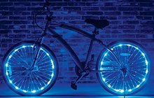 New Arrive Colorful Bike Light Bicycle Wheel Valve Tire Tyre LED Light Free Shipping