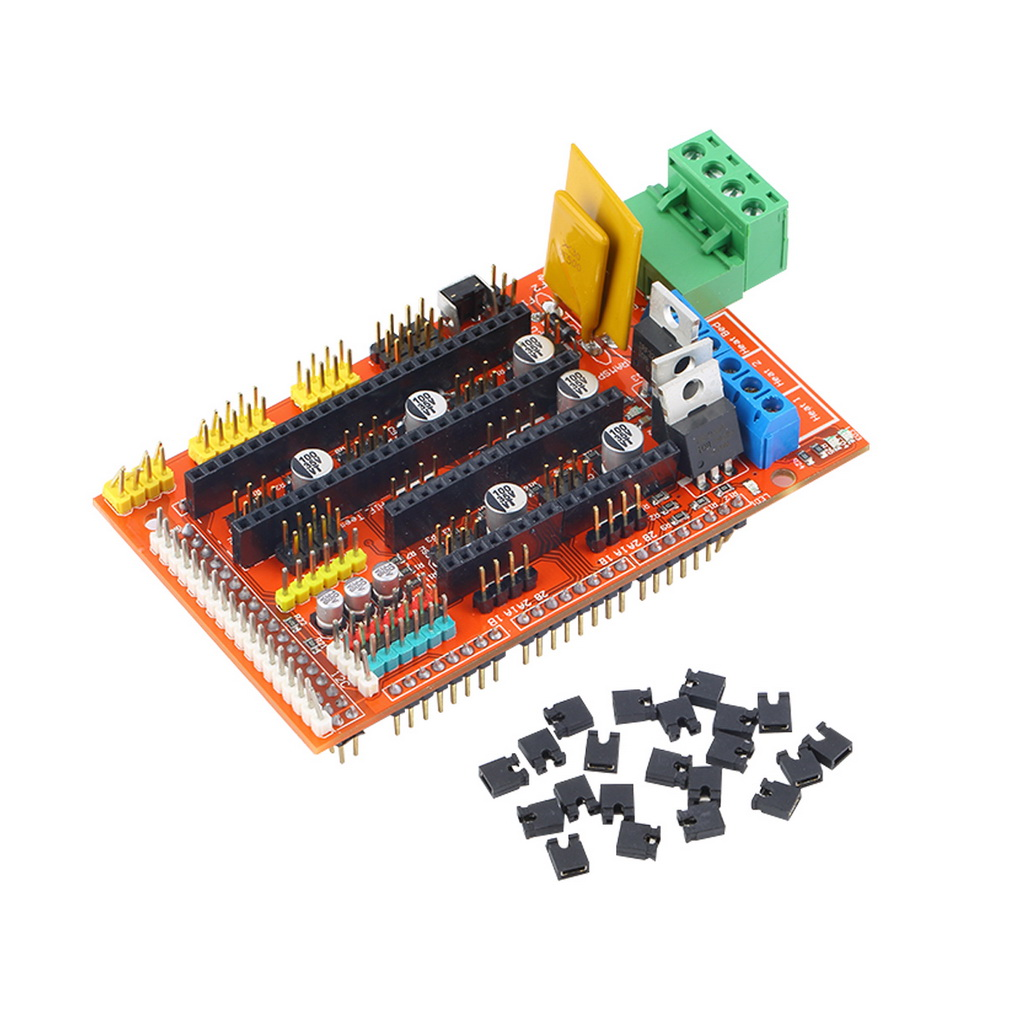 New1set 3D Printer Control Board Printer Control for RAMPS 1 4 Reprap Mendel Prusa DIY kit