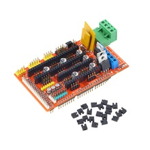 New1set 3D Printer Control Board Printer Control for RAMPS 1.4 Reprap Mendel Prusa DIY kit Drop Shipping