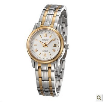 Lovers design piano fully-automatic mechanical watch fashion table watch luminous lady female gq10001-1a
