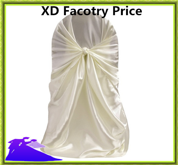 2015 new arrival stain fabric chair cover for wedding decoration and banquet decoration with plain(China (Mainland))