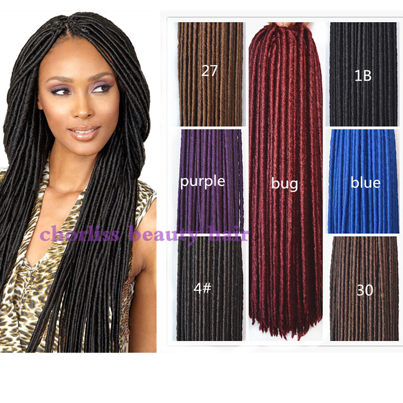 Crochet Box Braids Packs : Crochet Box Braids Hair Packs