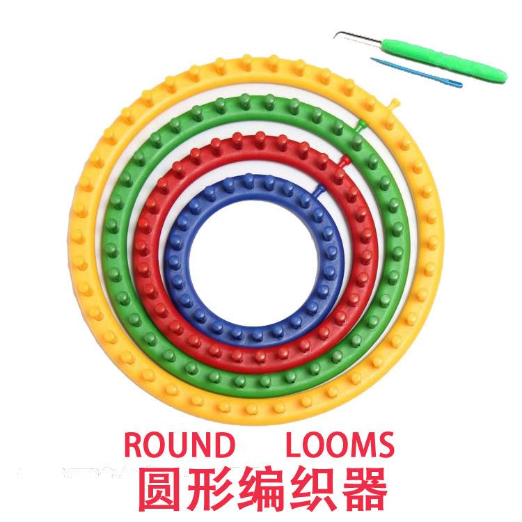 circular knitting loom machine