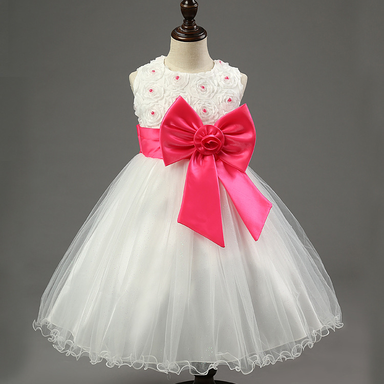 high quality lace girl dresses children dress party summer